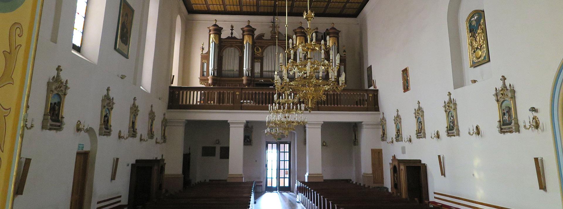 Życie parafii, uroczystości, nabożeństwa, koncerty - wszystko to teraz także na naszej nowej stronie internetowej